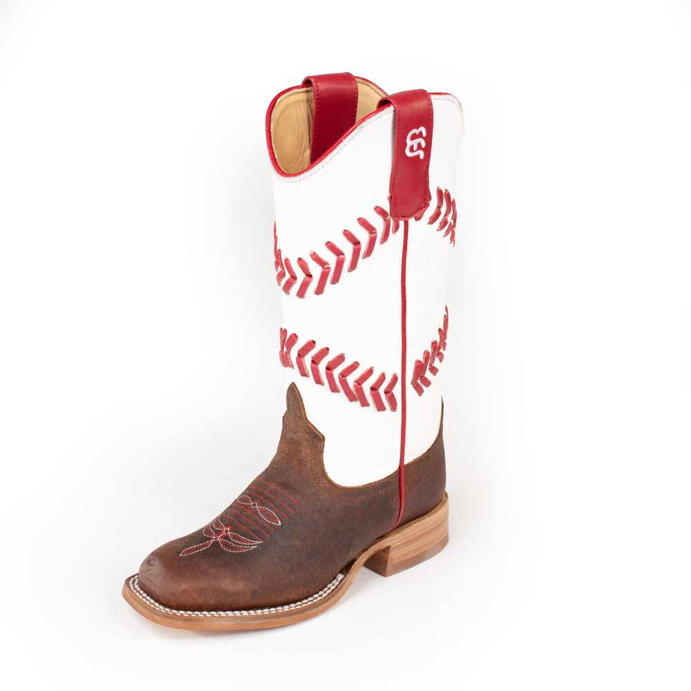 Anderson Bean Little Kids Baseball Boot KIDS - Footwear - Boots ANDERSON BEAN BOOT CO. Teskeys