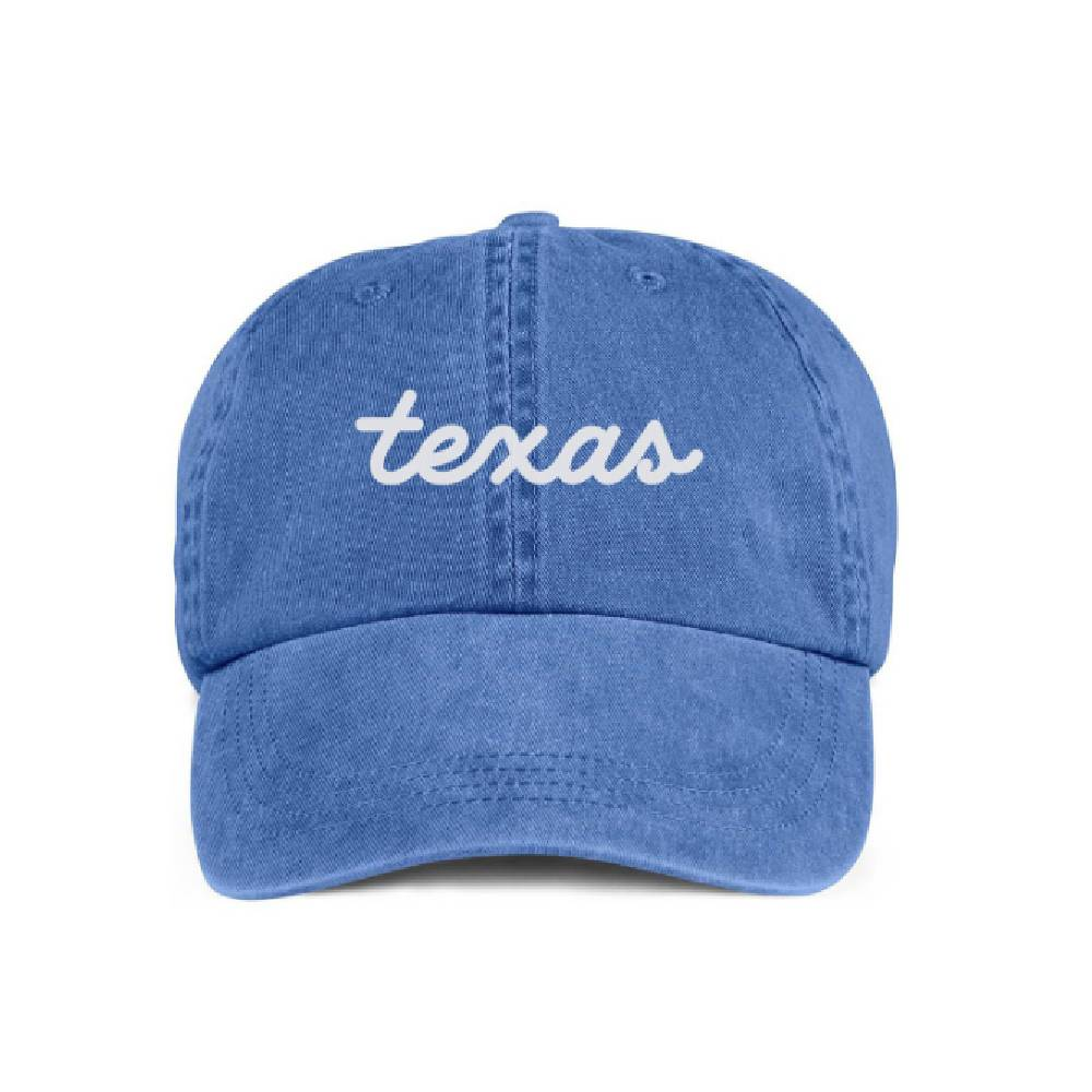 TWT Texas Script Hat WOMEN - Accessories - Caps, Hats & Fedoras TUMBLEWEED TEXSTYLES Teskeys