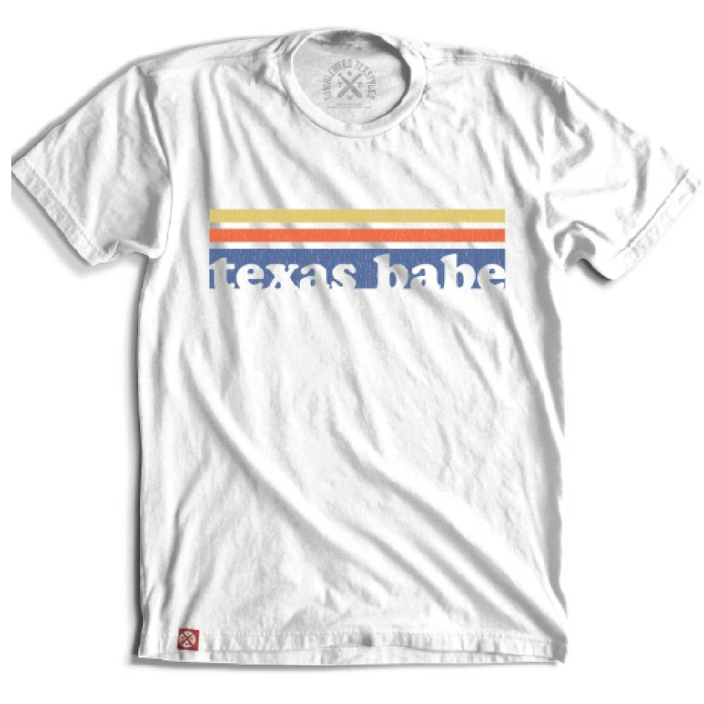 Texas Babe Tee WOMEN - Clothing - Tops - Short Sleeved TUMBLEWEED TEXSTYLES Teskeys