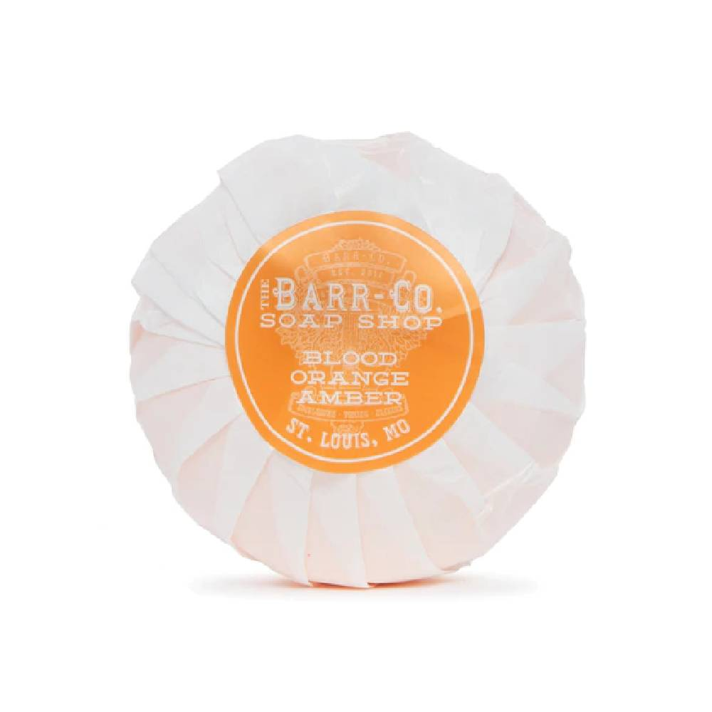 Barr Co. Blood Orange Amber Bath Bomb HOME & GIFTS - Bath & Body - Bath Accessories BARR-CO Teskeys