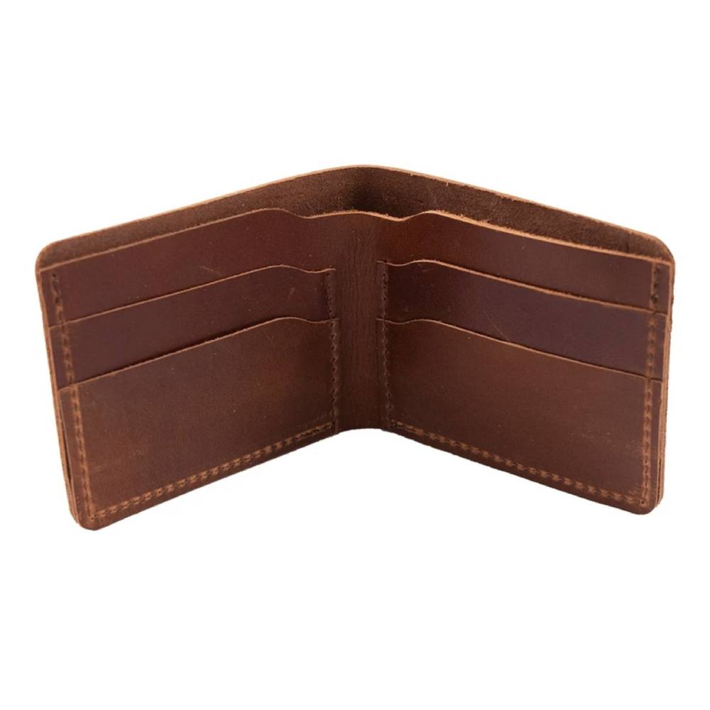 Rustico Knox Leather Bifold MEN - Accessories - Wallets & Money Clips RUSTICO Teskeys