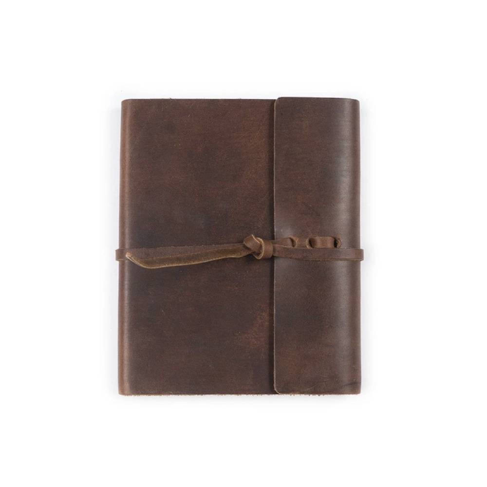 Rustico Small Leather Writers Log