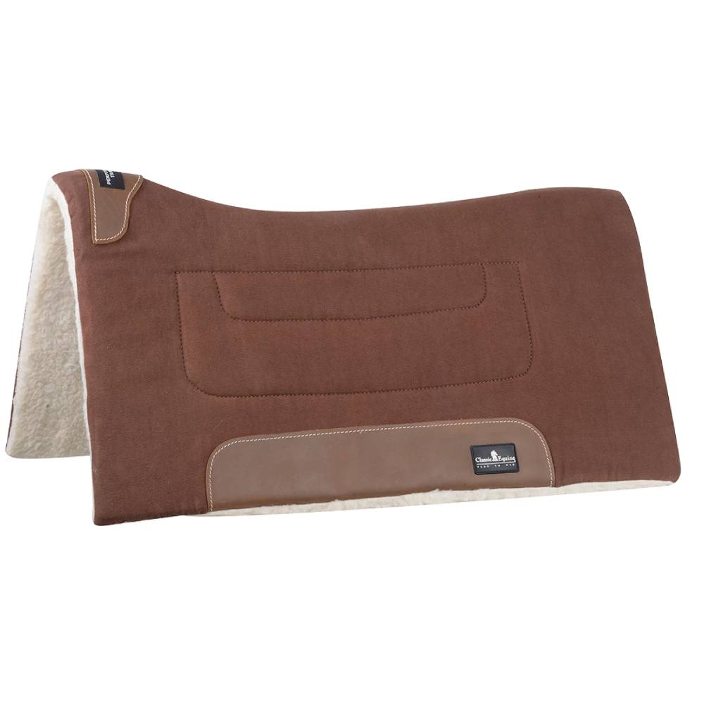 Classic Equine Performance Trainer Pad Tack - Saddle Pads Classic Equine Teskeys