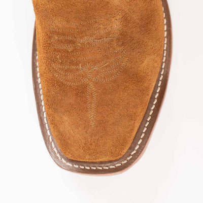 Rios of Mercedes Roughout Rust Boot