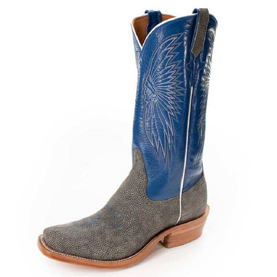Rios of Mercedes Granite Safari Giraffe MEN - Footwear - Exotic Western Boots RIOS OF MERCEDES BOOT CO. Teskeys