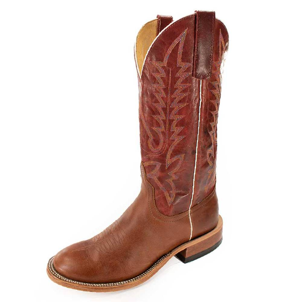 Anderson Bean Copper Cowhide Boot MEN - Footwear - Western Boots ANDERSON BEAN BOOT CO. Teskeys