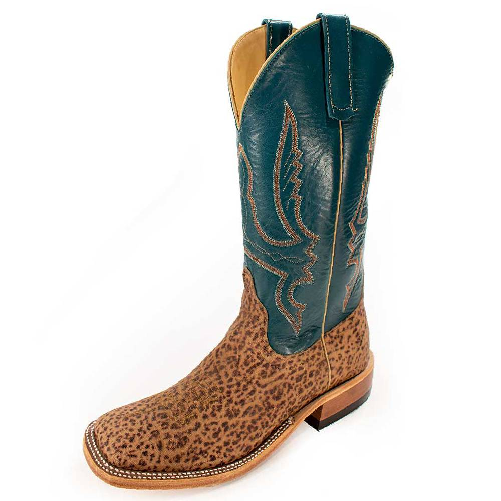 Anderson Bean Terra Elephant Boot MEN - Footwear - Exotic Western Boots ANDERSON BEAN BOOT CO. Teskeys