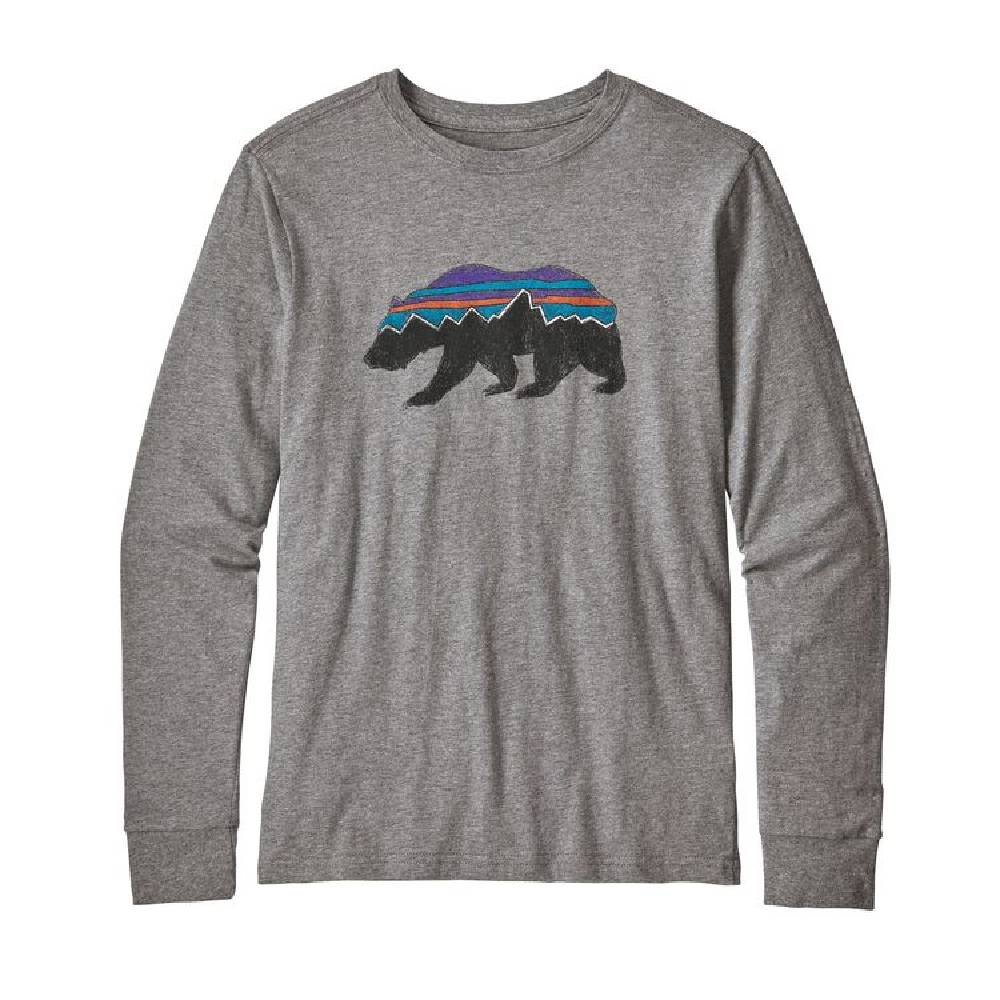 Patagonia Youth Long Sleeve Graphic Tee KIDS - Boys - Clothing - Shirts - Long Sleeve Shirts PATAGONIA Teskeys