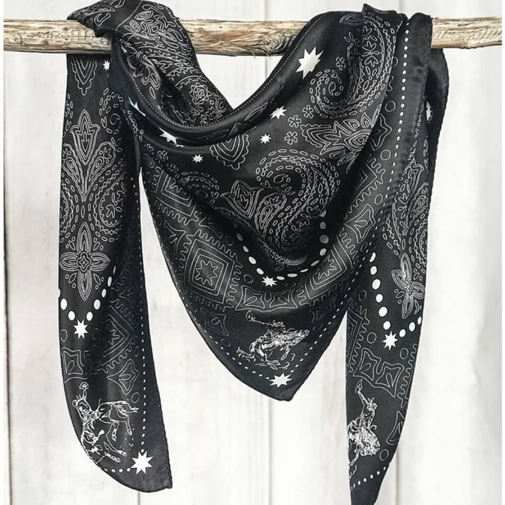 Banditos Wild Rag ACCESSORIES - Additional Accessories - Wild Rags & Scarves FRINGE SCARVES Teskeys