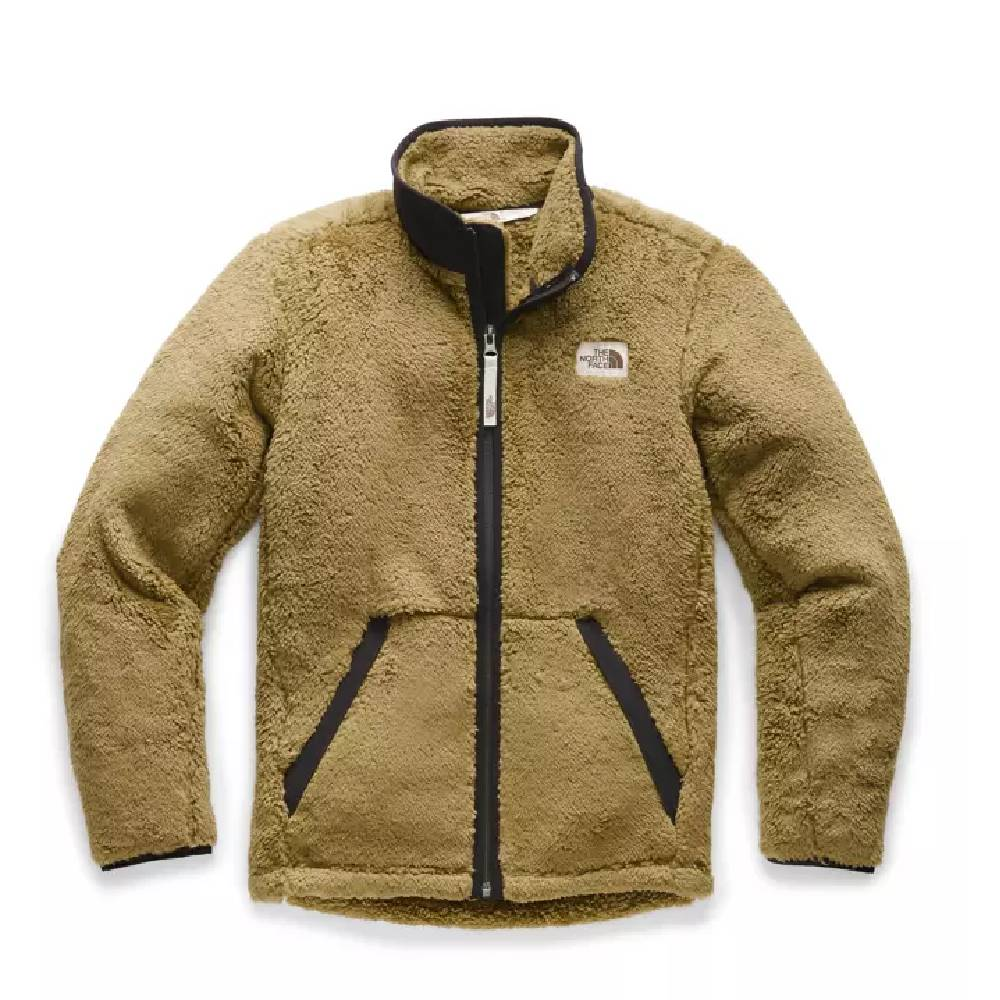 The North Face Boys Campshire Full Zip Jacket KIDS - Boys - Clothing - Outerwear - Jackets The North Face Teskeys