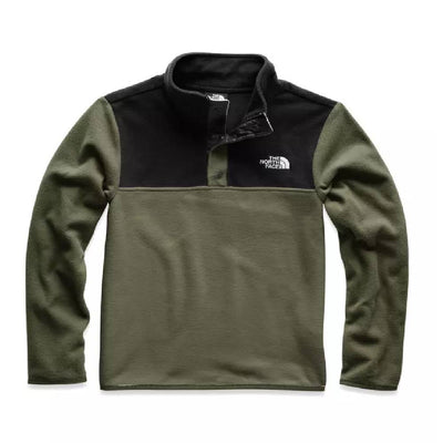 The North Face Boys' Glacier 1/4 Snap KIDS - Boys - Clothing - Outerwear - Jackets The North Face Teskeys