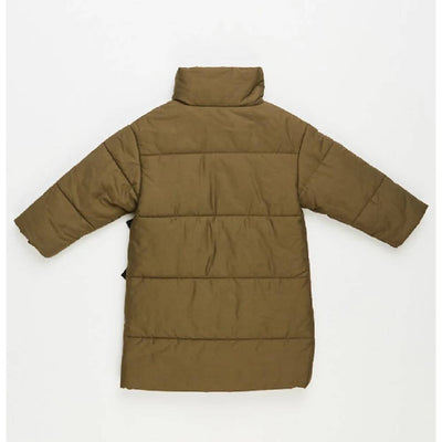 Girls Down Olive Jacket KIDS - Girls - Clothing - Outerwear - Jackets MO:VINT Teskeys