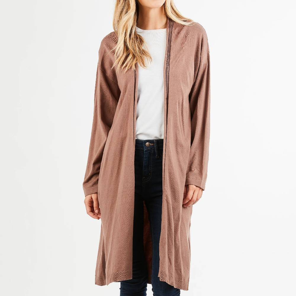 Mo Vint Kinsley Duster Cardigan WOMEN - Clothing - Sweaters & Cardigans MO:VINT Teskeys