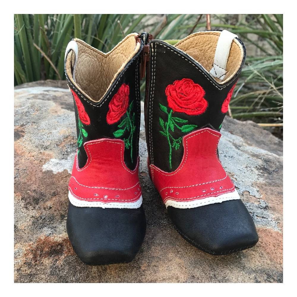 Ruby Rose Baby Boot KIDS - Baby - Baby Footwear SHEA BABY Teskeys