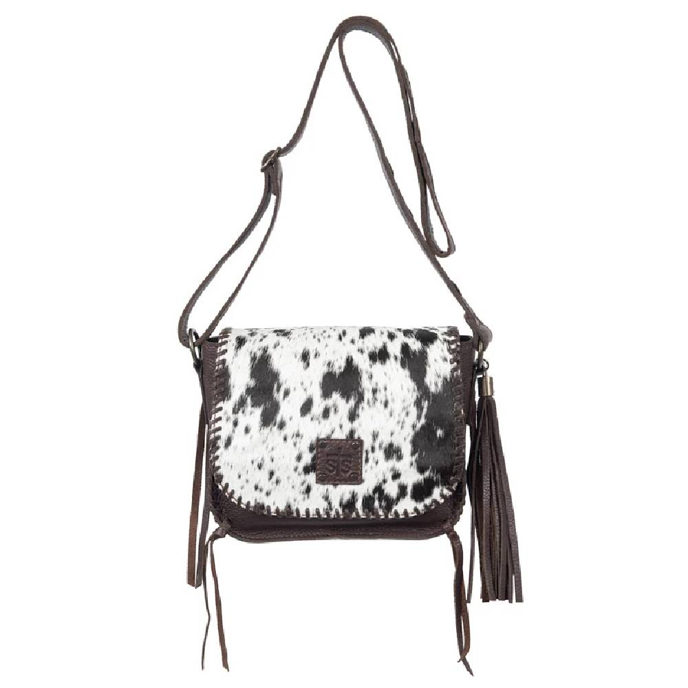 STS Ranchwear Selahs Cowhide Saddle Bag Crossbody