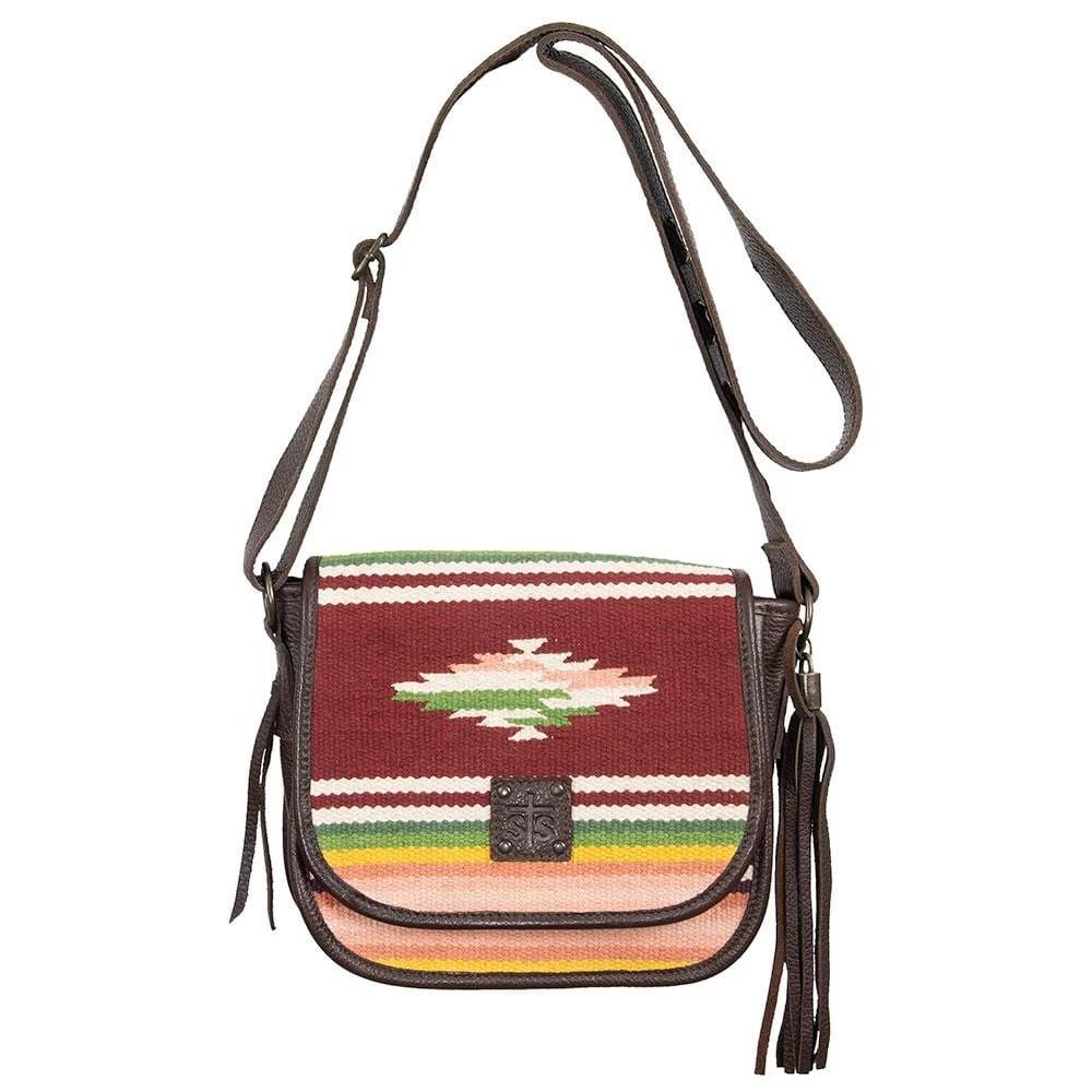 STS Ranchwear Buffalo Girl Salah Crossbody WOMEN - Accessories - Handbags - Crossbody bags CARROLL COMPANIES, INC/STS Teskeys