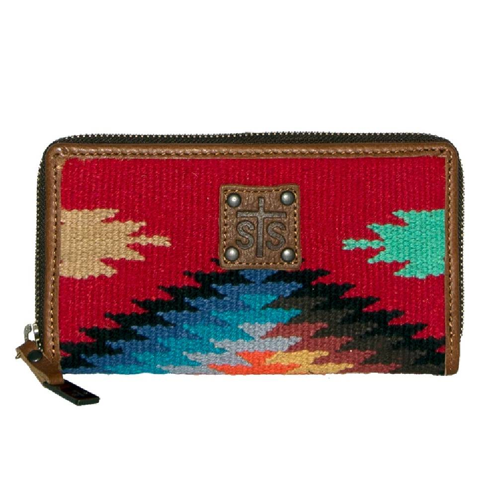 STS Ranchwear Fiesta Bifold Wallet WOMEN - Accessories - Handbags - Wallets STS Ranchwear Teskeys