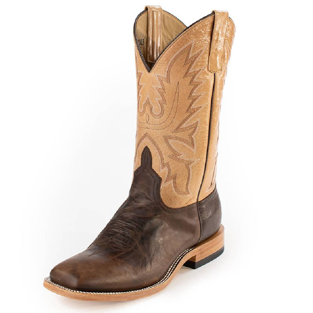 Teskey's Comanche Custom Boot MEN - Footwear - Western Boots TESKEY'S CUSTOM BOOTS Teskeys