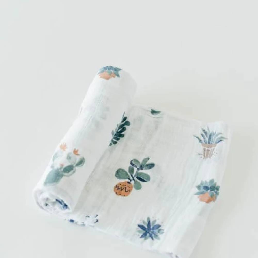 Muslin Swaddle Blankets-Multiple Prints KIDS - Baby - Baby Accessories LITTLE UNICORN, LLC. Teskeys