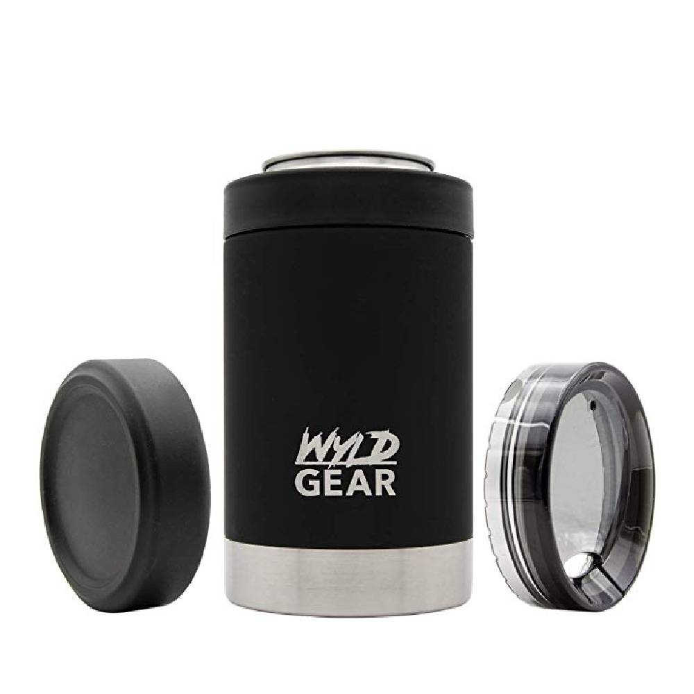 12oz Wyld Multican Black HOME & GIFTS - Tabletop + Kitchen - Drinkware + Glassware WYLD GEAR Teskeys