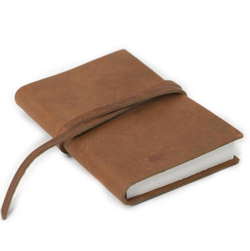 Rustico Trailhead Leather Notebook