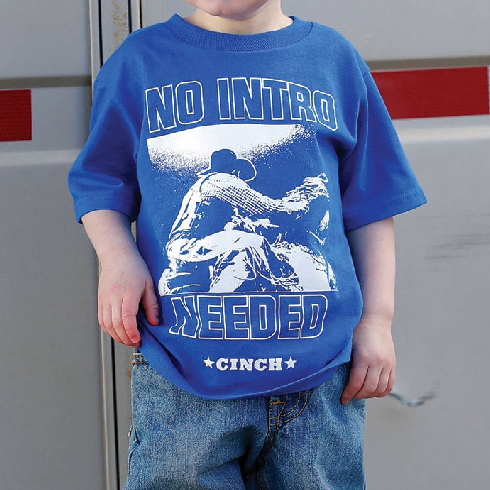 Cinch Toddler Tee
