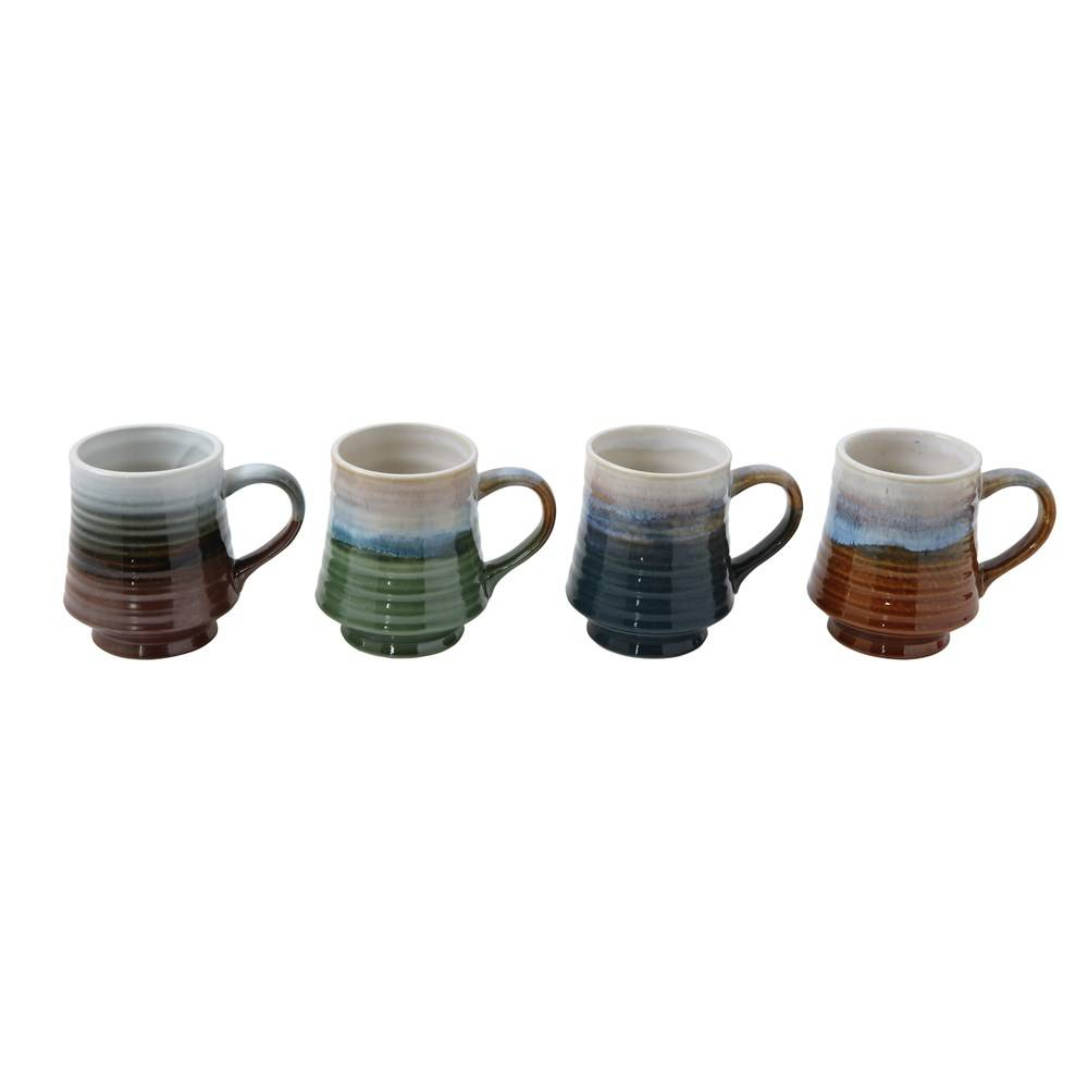Stoneware Mug-16oz Home & Gifts - Tabletop + Kitchen - Drinkware + Glassware Creative Co-Op Teskeys