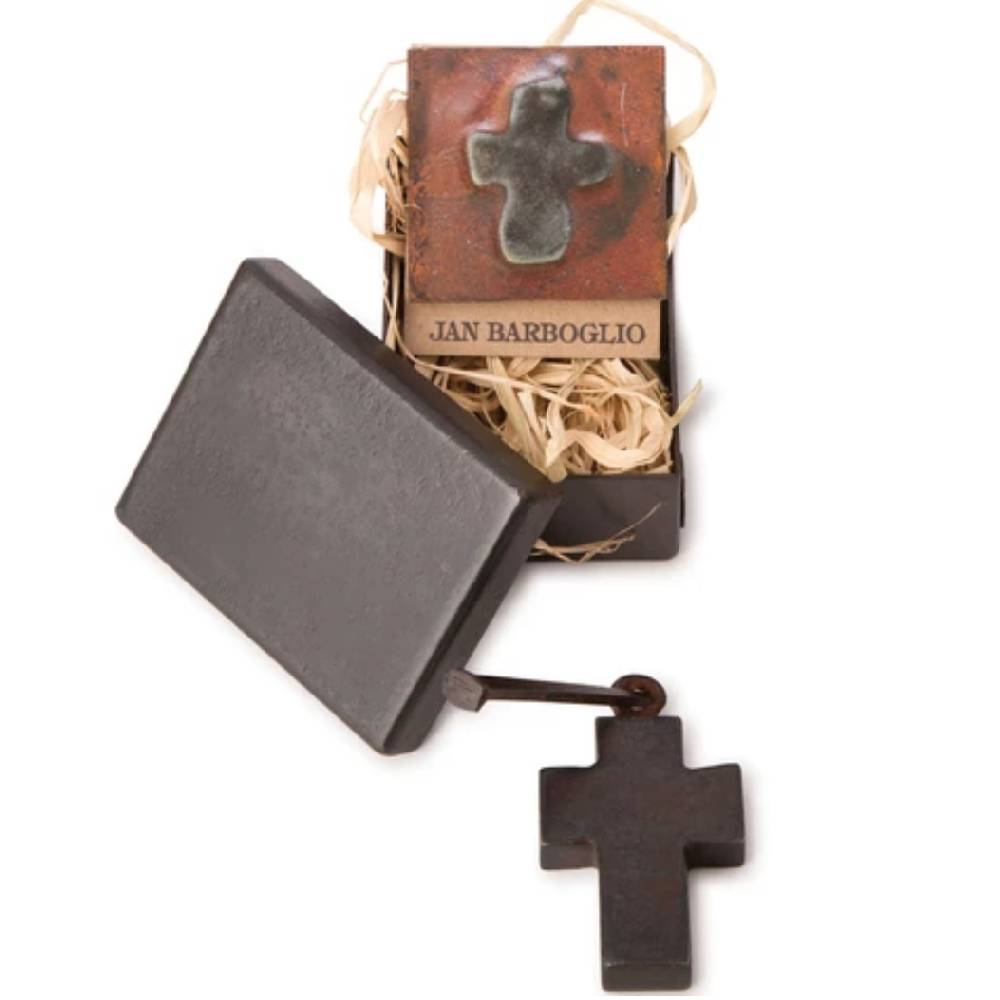 Jan Barboglio Houseblessing Cross HOME & GIFTS - Home Decor - Decorative Accents JAN BARBOGLIO BY BLANCA SANTA Teskeys