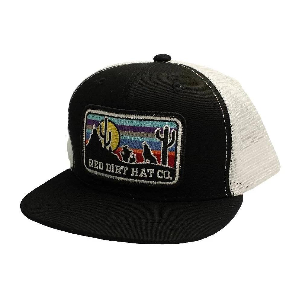 Red Dirt Hat Co. Youth Coyote Cap KIDS - Accessories - Hats & Caps RED DIRT HAT CO. Teskeys