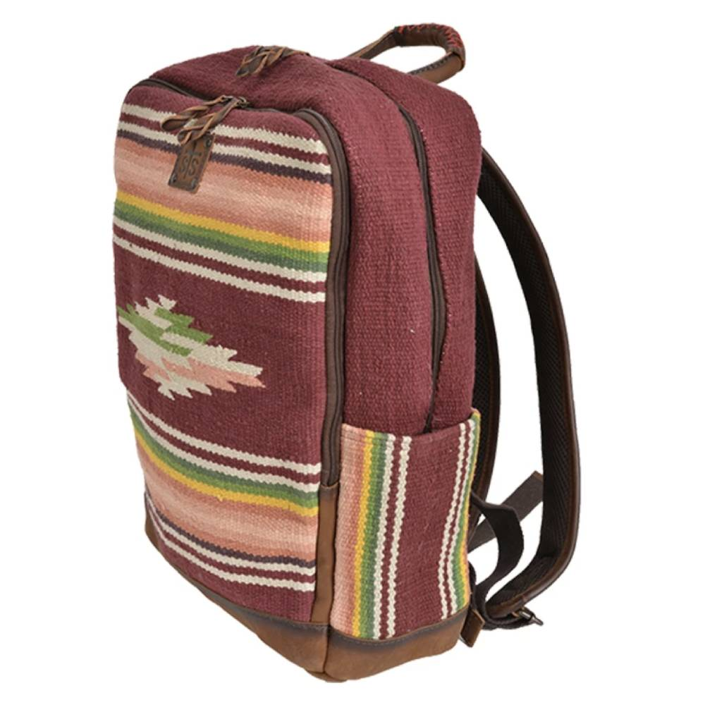 STS Ranchwear Buffalo Girl Serape Backpack