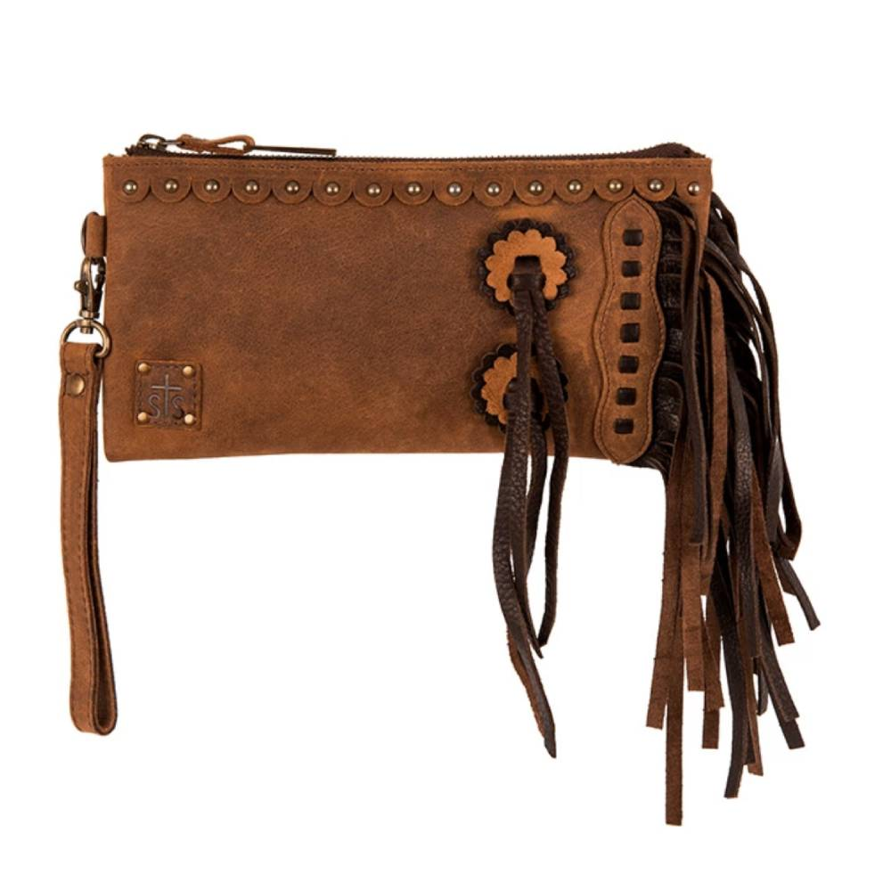 STS Ranchwear Chaps Clutch WOMEN - Accessories - Handbags - Clutches & Pouches STS Ranchwear Teskeys