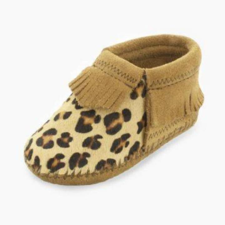 Minnetonka Infant Riley Bootie
