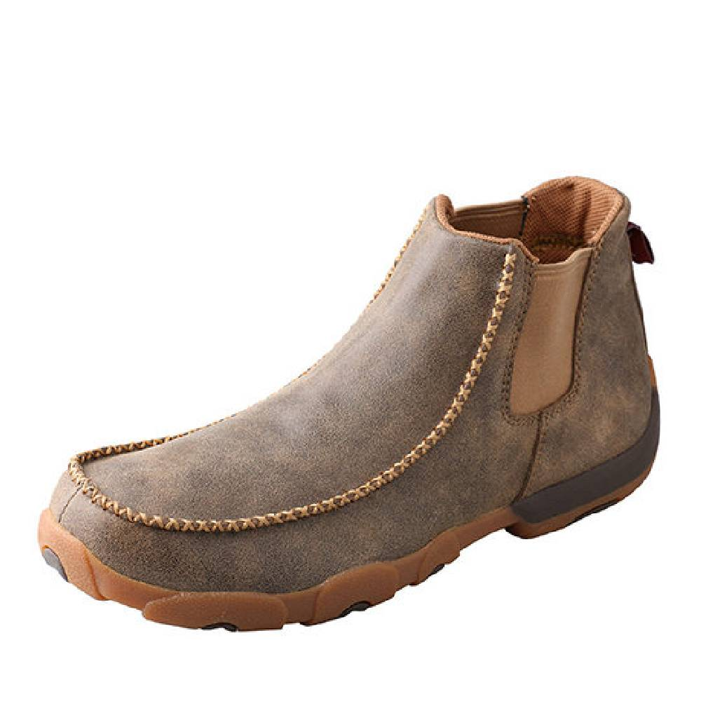 Twisted X Men's Slip-On Chukka Driving Moc Gore MEN - Footwear - Casual Shoes TWISTED X Teskeys