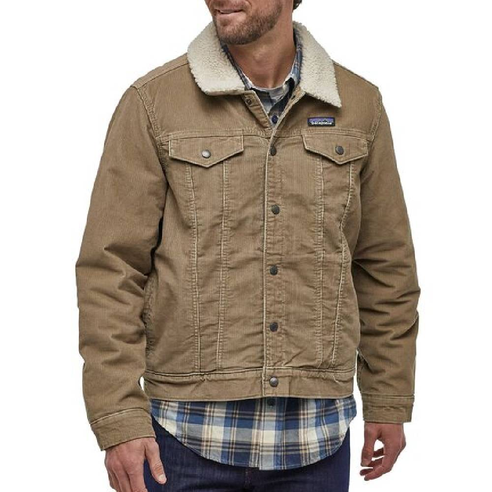 Patagonia Pile Lined Trucker Jacket MEN - Clothing - Outerwear - Jackets Patagonia Teskeys