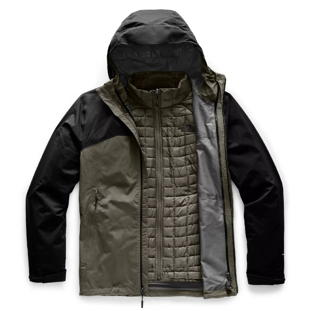 The North Face Thermoball Triclimate Jacket MEN - Clothing - Outerwear - Jackets The North Face Teskeys