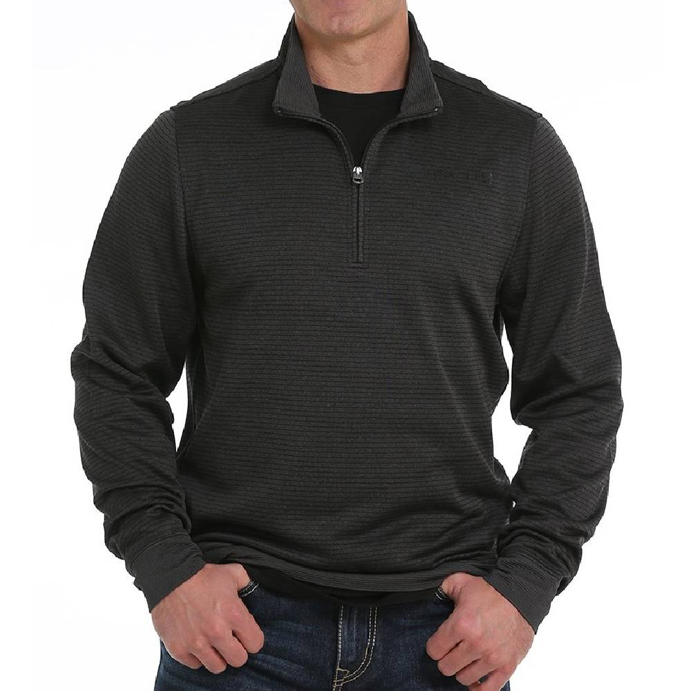 Cinch 1/4 Zip Pullover MEN - Clothing - Pullovers & Hoodies CINCH Teskeys