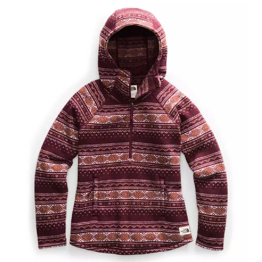 The North Face Printed Crescent Pullover