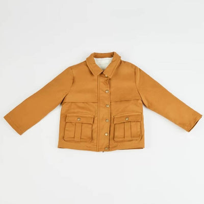 Boys Eugenie Button Down Jacket KIDS - Boys - Clothing - Outerwear - Jackets MO:VINT Teskeys