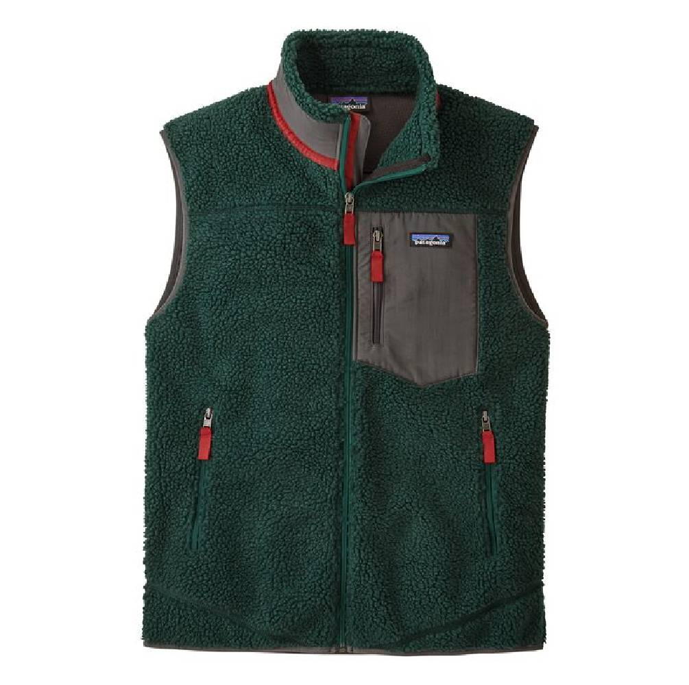 Patagonia Classic Retro Vest MEN - Clothing - Outerwear - Vests Patagonia Teskeys