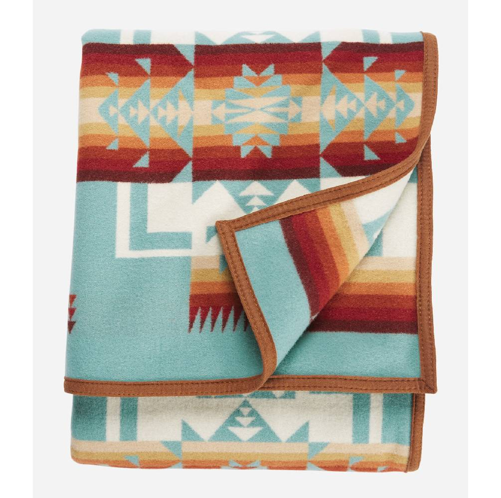 Pendleton Chief Joseph Queen Bed Blanket HOME & GIFTS - Tabletop + Kitchen - Drinkware + Glassware PENDLETON Teskeys