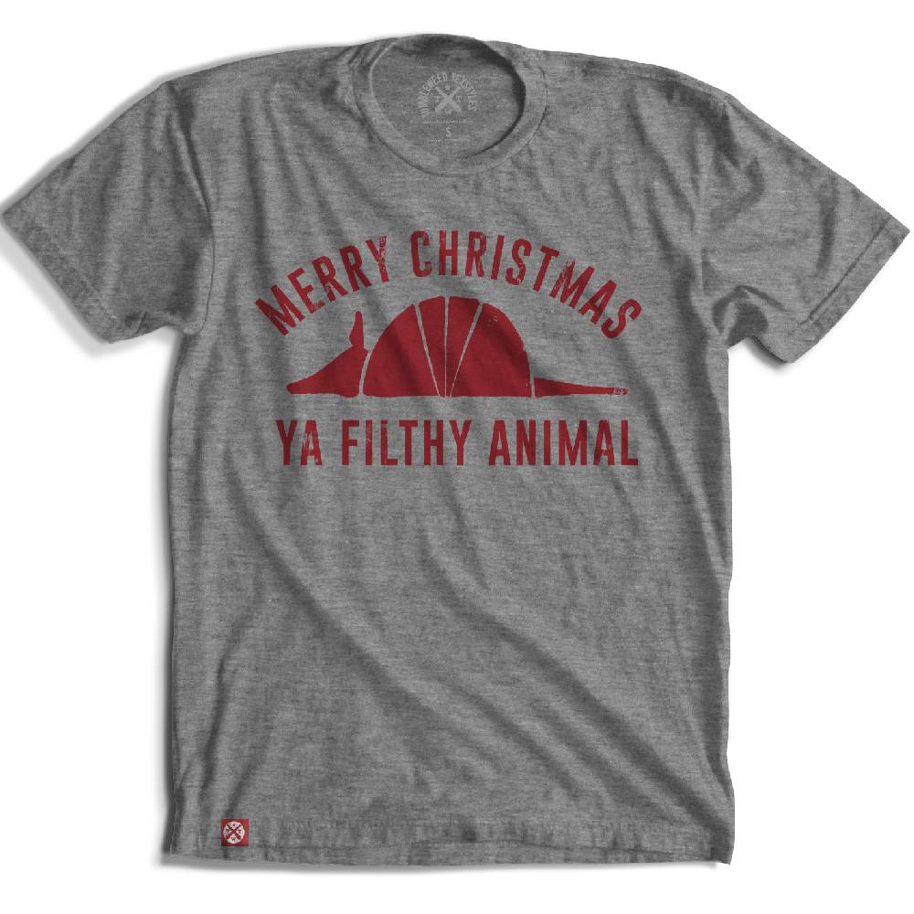 TWT You Filthy Animal Tee MEN - Clothing - T-Shirts & Tanks TUMBLEWEED TEXSTYLES Teskeys