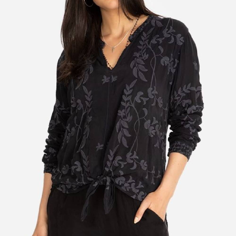 Johnny Was Sahsa Blouse WOMEN - Clothing - Tops - Tunics JOHNNY WAS COLLECTION Teskeys