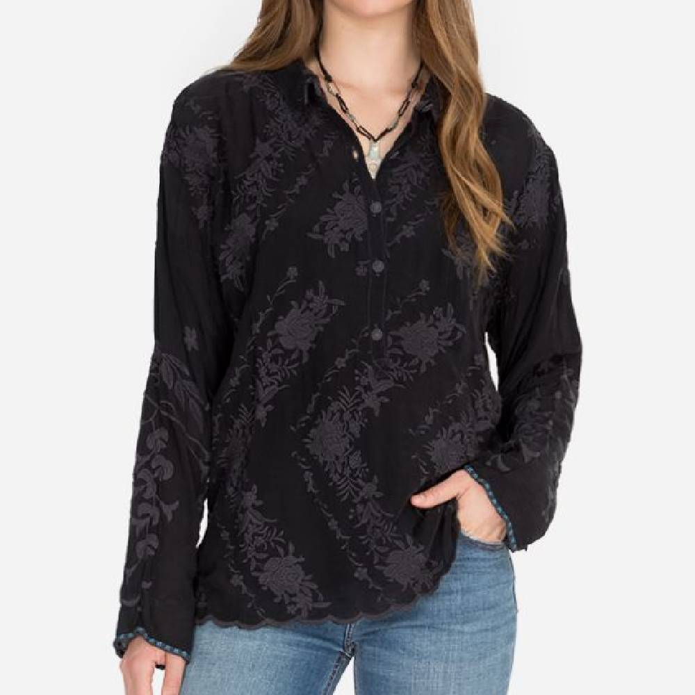 Johnny Was Daiso Blouse WOMEN - Clothing - Tops - Long Sleeved JOHNNY WAS COLLECTION Teskeys