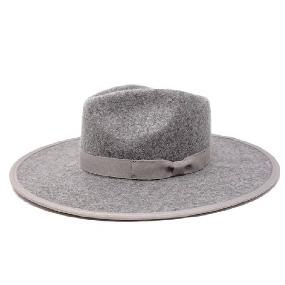 Barry Fedora WOMEN - Accessories - Caps, Hats & Fedoras OLIVE & PIQUE Teskeys