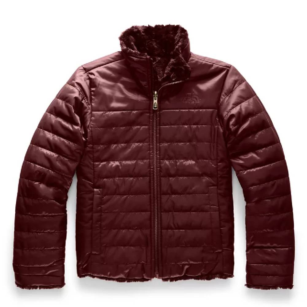 The North Face Reversible Mossbud Swirl Jacket KIDS - Girls - Clothing - Outerwear - Jackets The North Face Teskeys