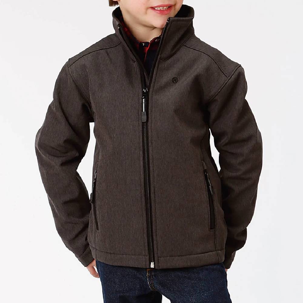 Roper Hi Tech Jacket KIDS - Boys - Clothing - Outerwear - Jackets ROPER APPAREL & FOOTWEAR Teskeys