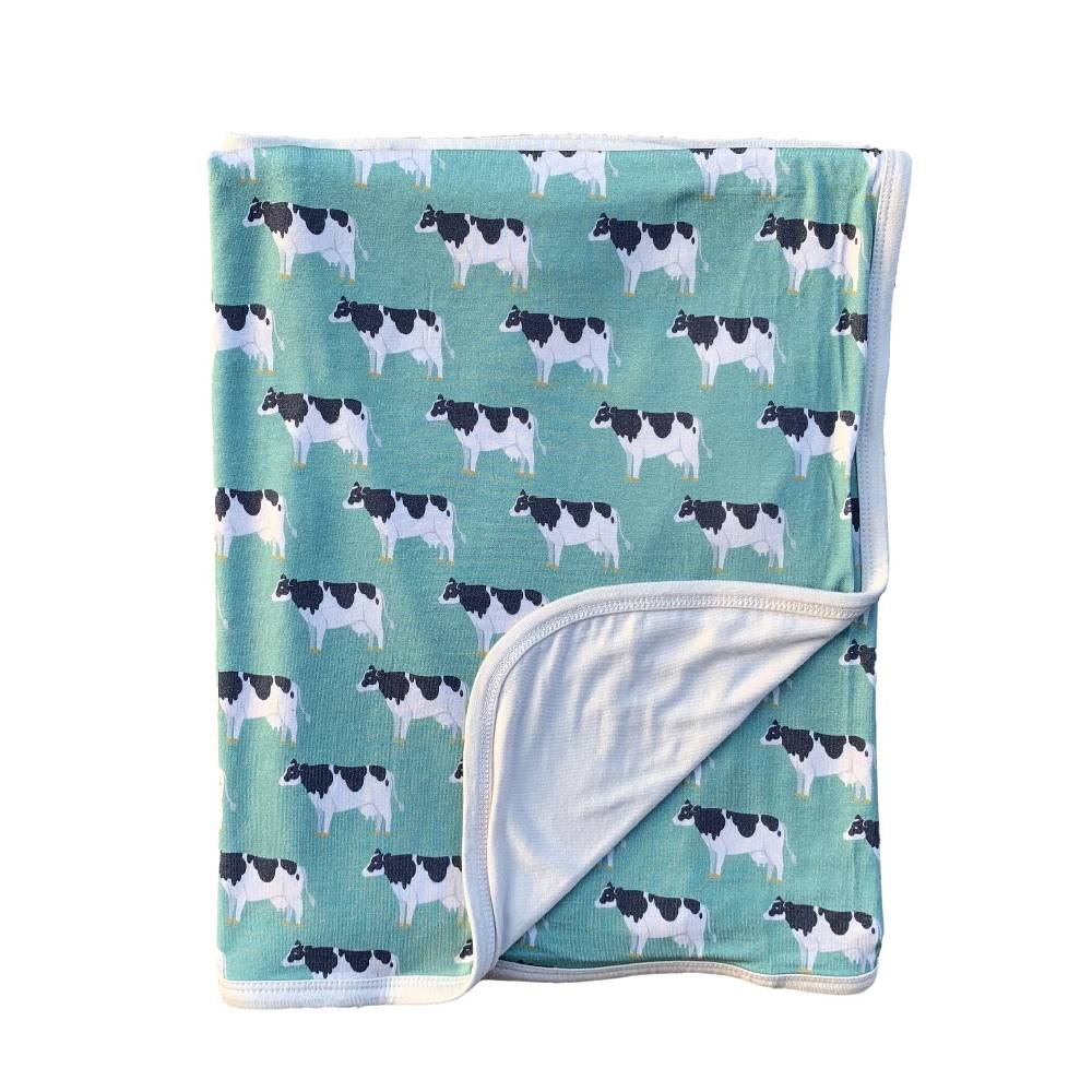 Kozi & Co Blanket-Multiple Prints KIDS - Baby - Baby Accessories KOZI & CO Teskeys