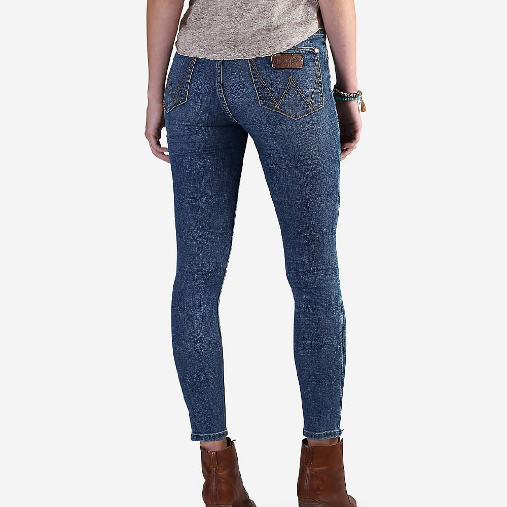 Wrangler High Rise Faith Skinny Jean WOMEN - Clothing - Jeans WRANGLER Teskeys
