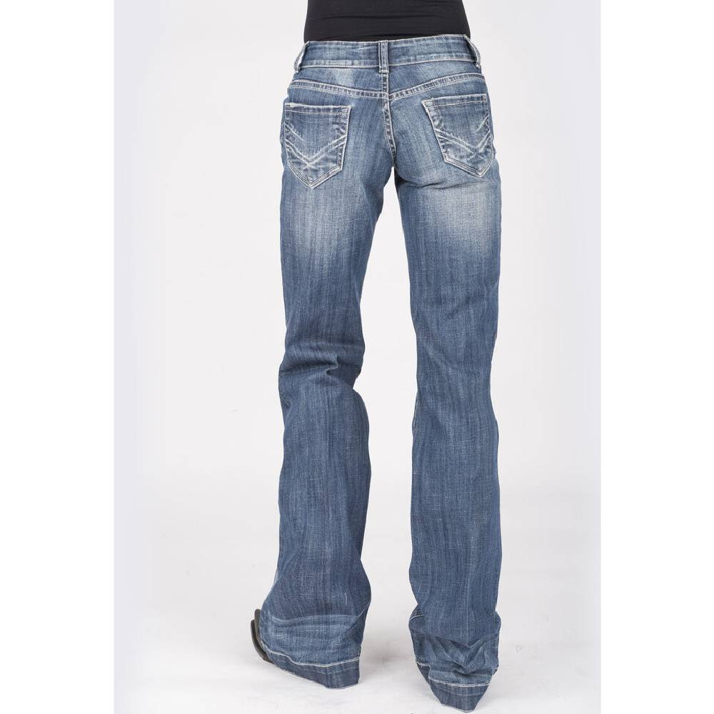 Stetson 214 City Trouser 0203 WOMEN - Clothing - Jeans STETSON Teskeys