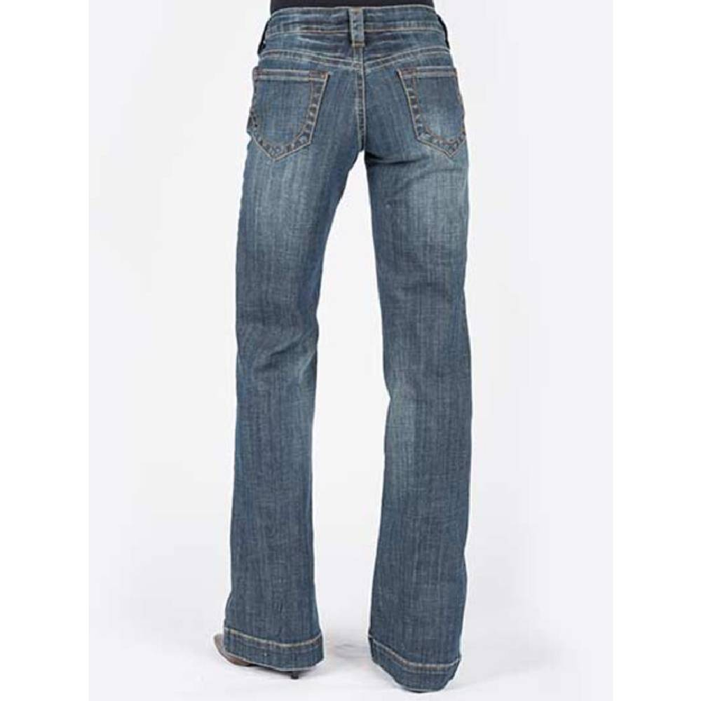 Stetson 214 City Trouser 0200 WOMEN - Clothing - Jeans STETSON Teskeys